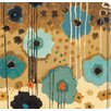 Gallery Direct Dream Flowers II by Jaquiel Painting Print Canvas