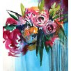 Mai Autumn Paradiso by Christine Lindstrom Framed Painting Print on Canvas