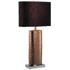 "Lite Source Fantino 23"" H Table Lamp with Drum Shade"