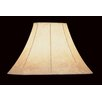 Lite Source Embossed Faux Leather Bell Lamp Shade