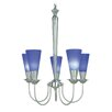 <strong>Lite Source</strong> Monarch 5 Light Chandelette