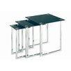 Lite Source 3 Piece Nesting Table