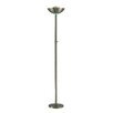 <strong>Lite Source</strong> Basic II Torchiere Floor Lamp