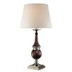 Lite Source Costanzina Table Lamp with Empire Shade