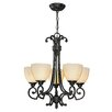 Lite Source Dalton 5 Light Chandelier