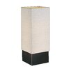 "Lite Source Edan 20"" H Table Lamp with Drum Shade"