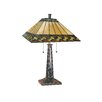 """<strong>Lite Source</strong> Inglenook II 24"""" H Table Lamp with Empire Shade"""
