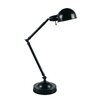 """Lite Source Jensen Adjustable 28"""" H Table Lamp with Bowl Shade"""