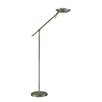 Lite Source Module II Torchiere Floor Lamp