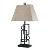 "Lite Source Plato 27.5"" H Table Lamp with Empire Shade"