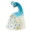 Edie Rose Peacock Lidded Box