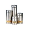Longden Enterprises Inc Rotunda 4 Piece Canister Set