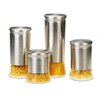 Longden Enterprises Inc Flairs 4-Piece Storage Canister Set