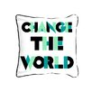 ModShop Change the World  Pillow