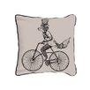 ModShop Victorian Fox Pillow
