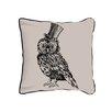 ModShop Victorian Owl Pillow