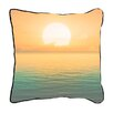 ModShop Washed Out Sun Pillow