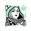 ModShop Queen of Hearts Pillow