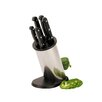 Zodiac Stainless Products 6 Piece Knife Block Set