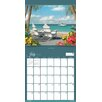 TFPublishing 2015 Peaceful Places by Alan Giana Wall Calendar