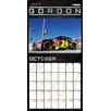 TFPublishing 2015 Jeff Gordon Wall Calendar