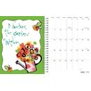 <strong>2015 Scatter Joy by Kathy Davis 16 Month Spiral Planner</strong> by TFPublishing