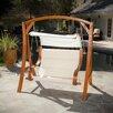 Home Loft Concept Carrollton Loveseat Porch Swing