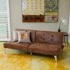 Home Loft Concept Castletown Click-Clack Oversized Convertible Sofa