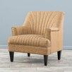 Home Loft Concept Cliffe Channel Back Club Chair