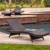 Home Loft Concept Kauai Chaise Lounge (Set of 2)