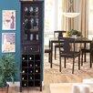 Andover Mills Barton 15 Bottle Wine Cabinet