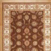Andover Mills Attucks Area Rug in Brown