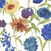 Graham & Brown Summer Bloom Floral Botanical Wallpaper