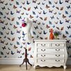 <strong>Fabulous Flutter Wildlife Wallpaper</strong> by Graham & Brown