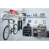 EZ Shelf from Tube Technology Expandable Garage Shelf Kit with 4 Shelves