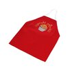 Attitude Aprons by L.A. Imprints Cupcake Princess Apron in Red