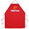 Attitude Aprons by L.A. Imprints Daddy's Princess Apron in Red