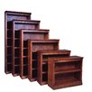 "Forest Designs 84"" Bookcase"
