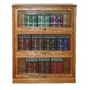 "Forest Designs Lawyers 49"" Bookcase"
