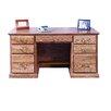 Forest Designs Double Pedestal Executive Desk