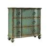 Pulaski Furniture Rustic Chic 3 Drawer Chest