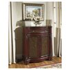 Pulaski Furniture Artistic Expression Hand Painted 1 Drawer 2 Doors Accent Chest