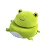 <strong>Critter Cushion Frog Kids Chair</strong> by Newplans Corporation