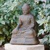 Garden Age Sitting Buddha Statue