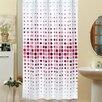 Beytug Textile Polyester Fabric Shower Curtain