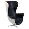 La Viola Décor Cadee Martin Tall Back Arm Chair
