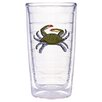 <strong>Tervis Tumbler</strong> Tropical and Coastal Crab 16 oz. Insulated Tumbler (Set of 4)