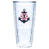 <strong>Tervis Tumbler</strong> Nautical Anchor 24 oz. Big-T Insulated Tumbler (Set of 2)