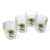 <strong>Tervis Tumbler</strong> Flowers Sunflower 12 oz. Insulated Tumbler (Set of 4)