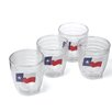 <strong>Tervis Tumbler</strong> Regional Flair Texas Flag 12 oz. Insulated Tumbler (Set of 4)
